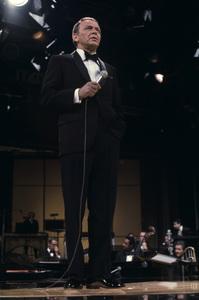 Frank Sinatra on a NBC TV Special1969© 1978 Ed Thrasher - Image 0337_1868