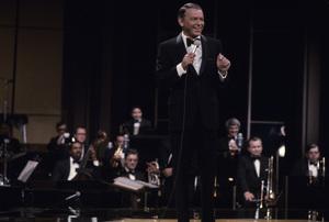 """Sinatra""Frank Sinatra1969 © 1978 Ed Thrasher - Image 0337_1872"