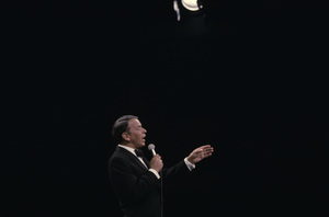 """Sinatra""Frank Sinatra1969 © 1978 Ed Thrasher - Image 0337_1876"