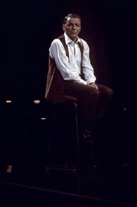 Frank Sinatra on an NBC TV Special 1969 © 1978 Ed Thrasher - Image 0337_1877