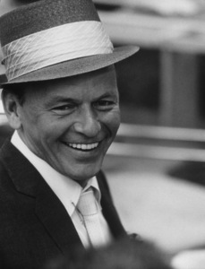 Frank Sinatra at a Reprise recording session1964 © 1978 Ed Thrasher - Image 0337_2001