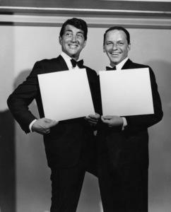 Frank Sinatra and Dean Martincirca 1962 © 1978 Ed Thrasher - Image 0337_2005