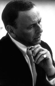 Frank Sinatra at a Reprise Recording Session1967 © 1978 Ed Thrasher / MPTV - Image 0337_2008