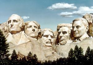 "Frank Sinatra ""Mt. Rushmore"" Illustration © 1978 Ed Thrasher - Image 0337_2059"