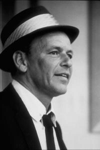 Frank Sinatra at a recording session / 1964 © 1978 Ed Thrasher - Image 0337_2099