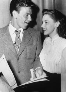 Frank Sinatra and Judy Garlandcirca 1945 - Image 0337_2270
