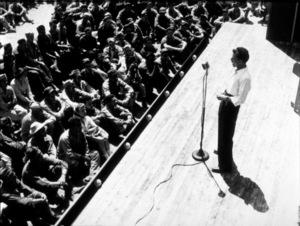 Frank Sinatra, c. 1942on a U.S.O. Tour - Image 0337_2280