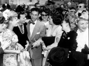 Frank Sinatra at Pasadena, CAc. 1943 - Image 0337_2283