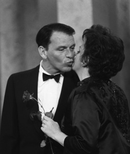 """The Judy Garland Show""Judy Garland, Frank Sinatra 1962 © 1978 Bob Willoughby  - Image 0337_2363"
