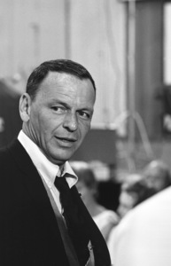 """Frank Sinatra""""September of My Years"""" Recording SessionApril (4) 1965 © 1978 Ed Thrasher - Image 0337_2375"""