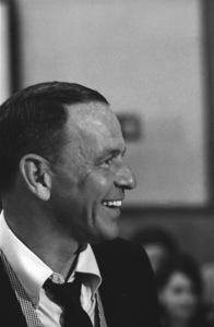 """Frank Sinatra""""September of My Years"""" Recording SessionApril (4) 1965 © 1978 Ed Thrasher - Image 0337_2386"""