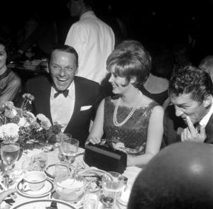 Frank Sinatra, Jill St. John and Dean Martincirca 1964 © 1978 David Sutton - Image 0337_2404