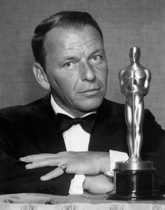 """Frank Sinatra hosting """"The 35th Annual Academy Awards""""1963 © 1978 Ted Allan - Image 0337_2455"""
