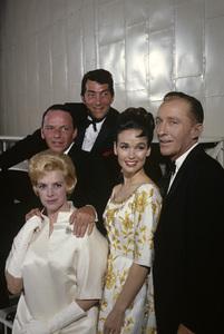 Frank Sinatra with Rosemary Clooney, Dean Martin, Kathryn Grant and Bing Crosby1963 © 1978 Gene Trindl - Image 0337_2470