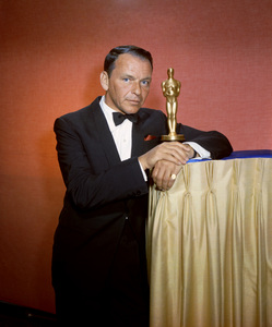 "Frank Sinatra hosting ""The 35th Annual Academy Awards"" 1963 © 1978 Ted Allan  - Image 0337_2476"