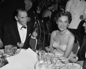 Frank Sinatra and Bella Darvi1953** I.V. - Image 0337_2514