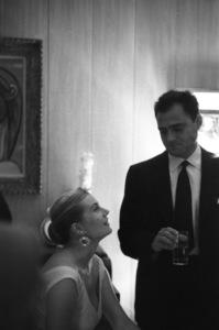 Anita Ekberg and Michael Toddcirca 1955 © 1978 Bernie Abramson - Image 0337_2521
