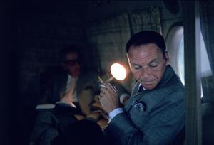 Frank Sinatra 1962 © 1978 Ted Allan - Image 0337_2556