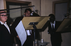 Dean Martin and Sammy Davis Jr.1962 © 1978 Ted Allan - Image 0337_2563