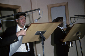 Dean Martin and Sammy Davis Jr.1962 © 1978 Ted Allan - Image 0337_2565