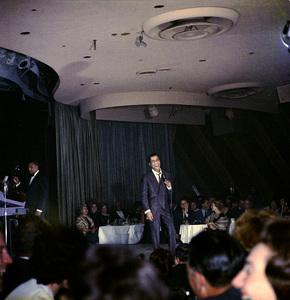 Sammy Davis Jr. performingcirca 1960 © 1978 Ted Allan - Image 0337_2576