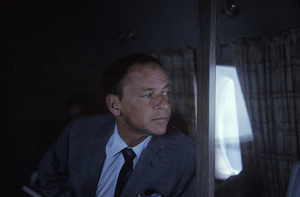 Frank Sinatra on a plane1962 © 1978 Ted Allan - Image 0337_2603