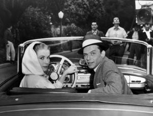 "Grace Kelly and Frank Sinatra in ""High Society""1956 MGM** I.V. - Image 0337_2697"