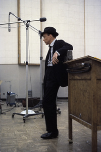 Frank Sinatra at a recording session  circa 1959** R.A.C. - Image 0337_2761