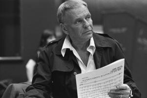 Frank Sinatra 1981© 1981 Ed Thrasher - Image 0337_2810