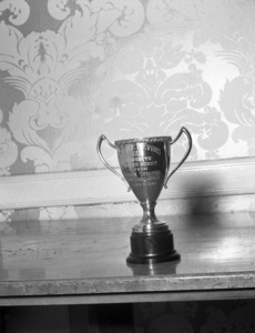Cup given to George Evans (Sinatra