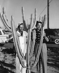 Frank Sinatra and Jimmy Van Heusencirca 1950s** A.H. - Image 0337_2868