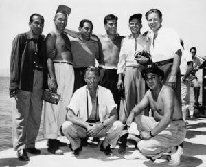 Frank Sinatra and Jimmy Van Heusencirca 1950s** A.H. - Image 0337_2879