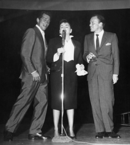 Frank Sinatra with Dean Martin and Judy Garlandcirca 1950s** A.H. - Image 0337_2884