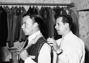 Frank Sinatra circa 1950s** A.H. - Image 0337_2893