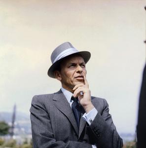 Frank Sinatra circa 1950s - Image 0337_2906