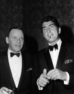 Frank Sinatra and Dean Martin1969© 1978 Jean Cummings - Image 0337_2913