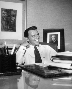 Frank Sinatracirca 1950s** A.H. - Image 0337_3000