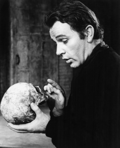 """Hamlet""Richard Burton1964 Warner Brothers - Image 0406_0185"