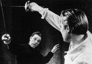 """Hamlet""Richard Burton, John Cullum1964 Warner Brothers - Image 0406_0543"