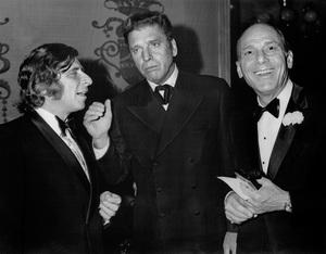 Elmer Bernstein, Burt Lancaster and John Greencirca 1970s - Image 0415_0198