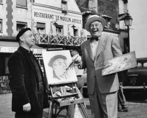 Maurice Chevaliercirca 1950s © 1978 Paul Hesse - Image 0418_0005