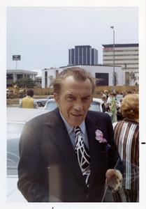 Ed Sullivan in Los Angelescirca 1970© 1978 Gary Lewis - Image 0441_0163