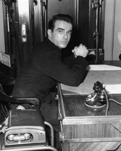 "Montgomery Clift""I Confess""Warner Bros. 1952Photo By Jack Albin / **I.V. - Image 0500_0130"