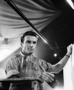 "Montgomery Clift""I Confess""Warner Bros. 1952Photo By Jack Albin / **I.V. - Image 0500_0131"
