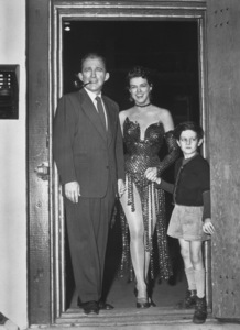 """Rosemary ClooneyBing Crosby & Christian Fourcade""""Little Boy Lost""""1953 Paramount - Image 0501_0049"""