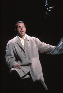 """Perry Como rehearsing for """"The Perry Como Show""""on NBC / Dec. 1962. © 1978 George E. Joseph. - Image 0505_0007"""