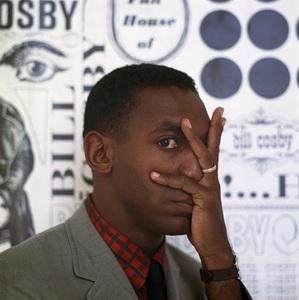 Bill Cosby1964 © 1978 Ed Thrasher - Image 0506_0042a