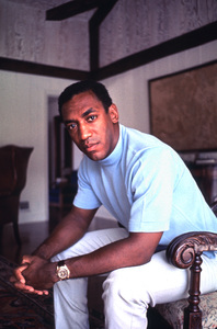 Bill Cosbyat home in Hollywood1965 © 1978 Ken Whitmore - Image 0506_0526