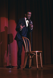 Bill Cosby performing on stagecirca 1969 © 1978 Ed Thrasher - Image 0506_0549
