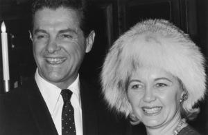 Robert Cummings& his wife Mary ElliottCirca 1964 © 1978 Kim Maydole Lynch - Image 0510_0079